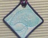 Paisley Pendant