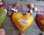 Swollen Heart Ornament