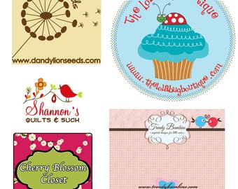 Custom Facebook or Ebay Profile picture or logo