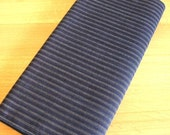 Japanese High-quality Cotton Indigo Fabric (Stripe)