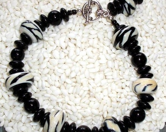 LIMITED EDITION BRACELET, by Hollen Beads