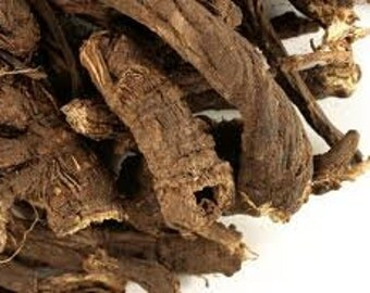 1/2  Pound Pristine Wildcrafted Dried Sacred Native Southwest Mountain Osha Root