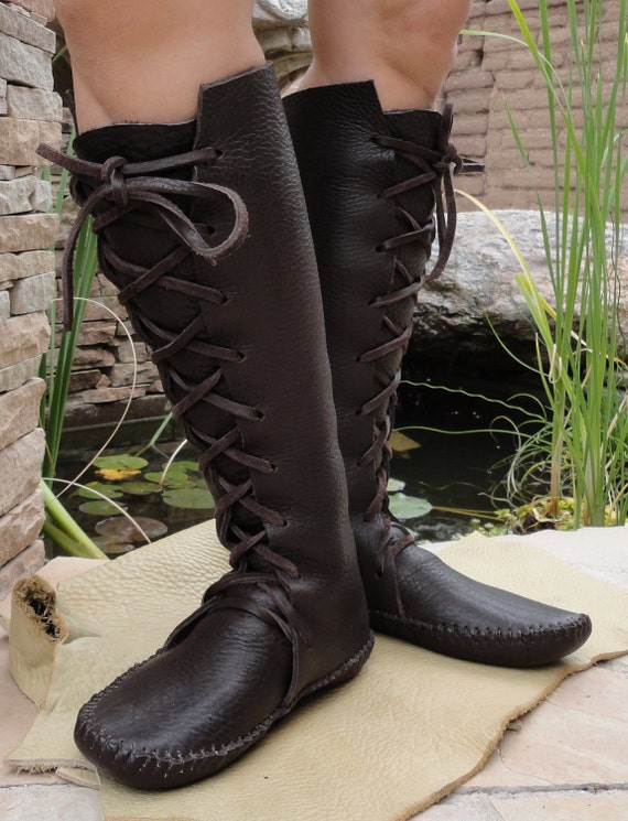 Custom Order For Philippe Elf Boots Handmade By Earthgarden