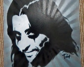 Alice Cooper 18 Spray Painting
