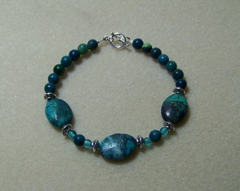 Turquoise Trio Bracelet