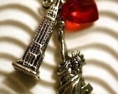 I Love New York Necklace