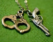 Law and Order Necklace