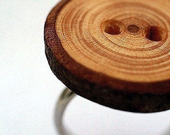 Little Log Ring