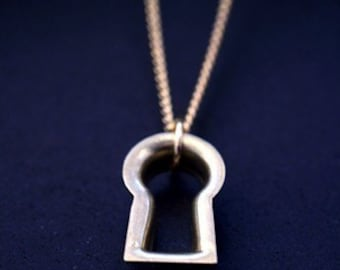 Locked Secrets Necklace