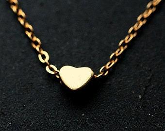 Minimalist Love Necklace