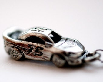 Speed Racer Necklace