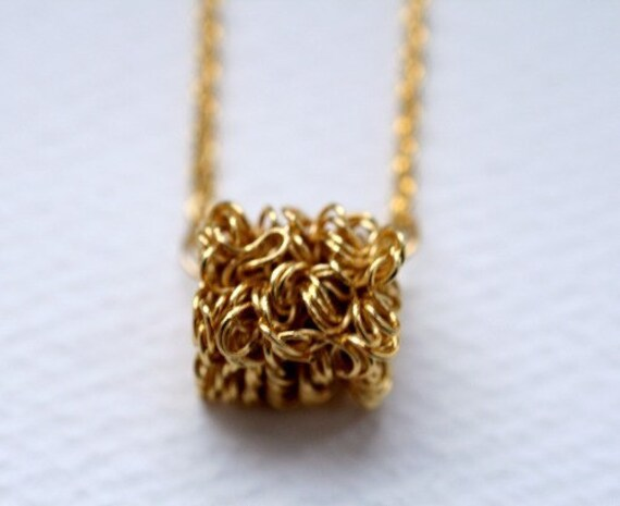 special listing for GILBERT LIPPINGWELL Ramen Necklace
