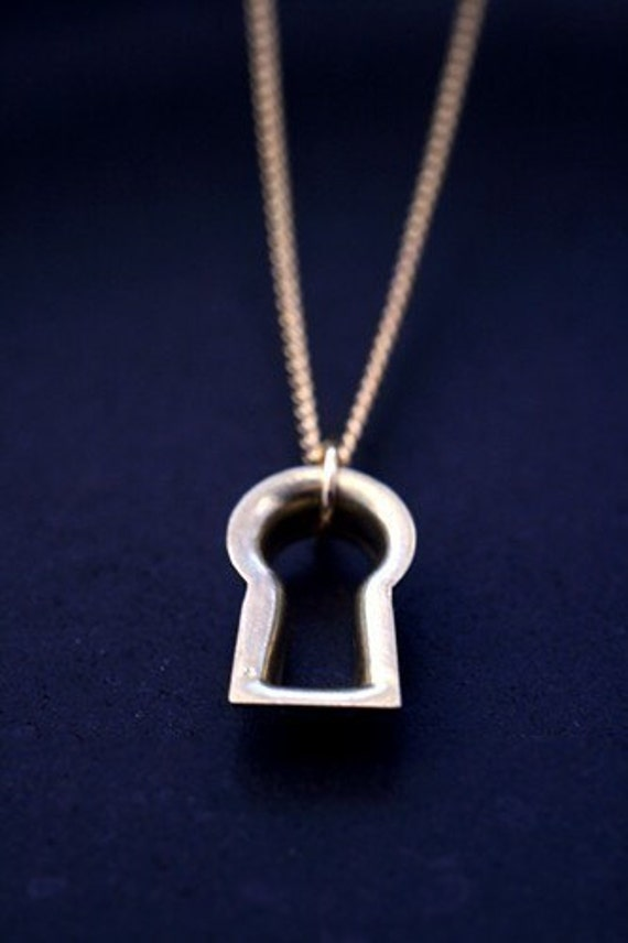 Locked Secrets Necklace