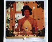 ARLO GUTHRIE Alices Restaurant handcrafted CIGAR BOX made from a Vintage RECORD ALBUM