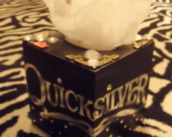 Quicksilver Messenger Service TISSUE BOX HOLDER Cool Stuff Made From Records