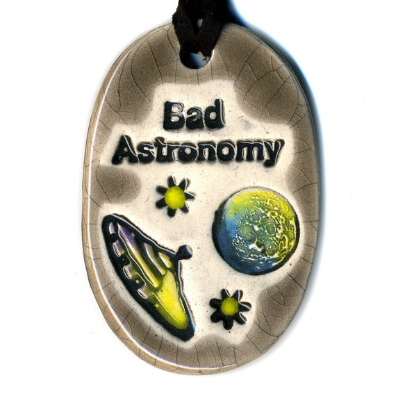 Bad Astronomy Gets Surly Cancer Drive Pendant 36