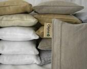 Laundry Pillows SET of THREE reusable dryer sheet alternative