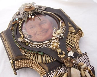 Time After Time Altered Art Assemblage by zJayne