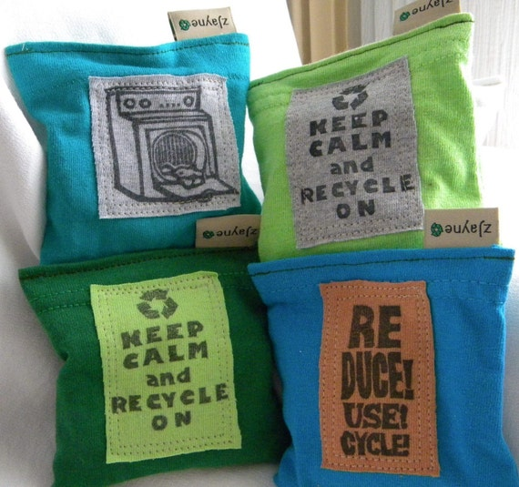 Sample ONE PATCHED Dryer Pillow Sheet Trial Full Size