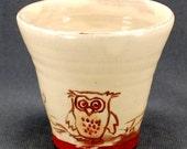 Little Owl Juice Cup