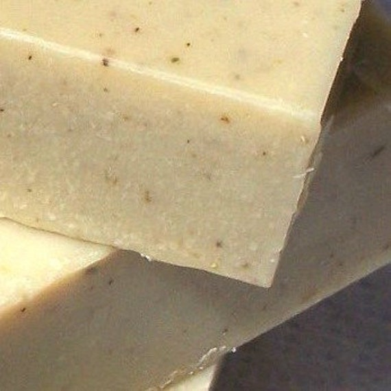 Patchouli Hempseed Oat Essential Oil Rich Mild Olive Oil Soap