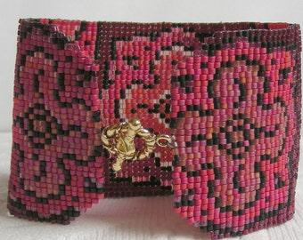 Spanish Rose bracelet