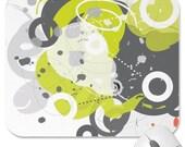 Gizmo - abstract mousepad design