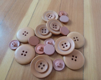 Yummy Vintage Buttons