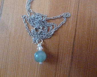 Jade Charm Necklace