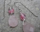 Pink Candy Earrings