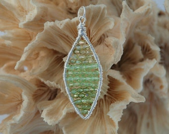 Subtle Teardrop Pendants