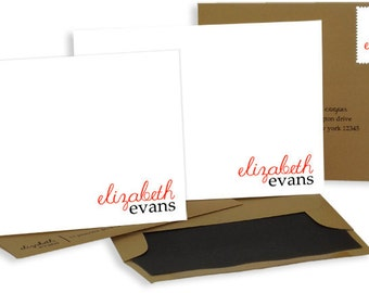 Script Stationery