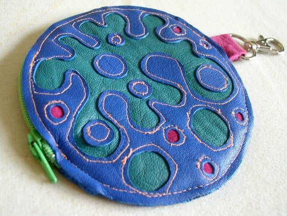 Little Round Coin Pouch