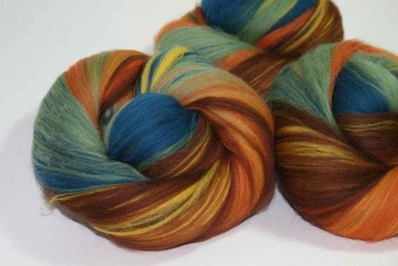 Aladdin Merino Wool Drumcarded Fiber Batts for Spinning or Felting (3 oz)