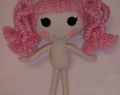 Lalaloopsy Cloth Doll reserved for Stacey Moran