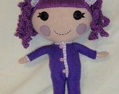 Custom Order for Pam of LuckyMum2 for a Loli  Buttons Doll
