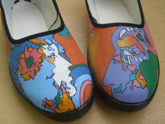 Cosmic 60's shoes
