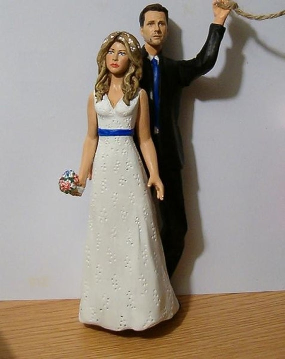 Custom Wedding Cake Toppers Figure Set Get A By CreateYourTopper