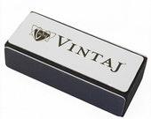SALE: Vintaj Metal Relief Block For Filing