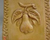The Perfect Pear Ceramic Tile
