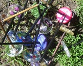 5  Top Whorl Handmade Resin Drop Spindle Kits