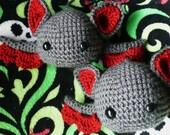 Baby Amigurumi Bat Crochet Pattern PDF