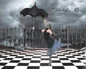 Zebra Rain