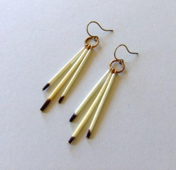 Porcupine Quill Jewelry no. 295 porcupi...