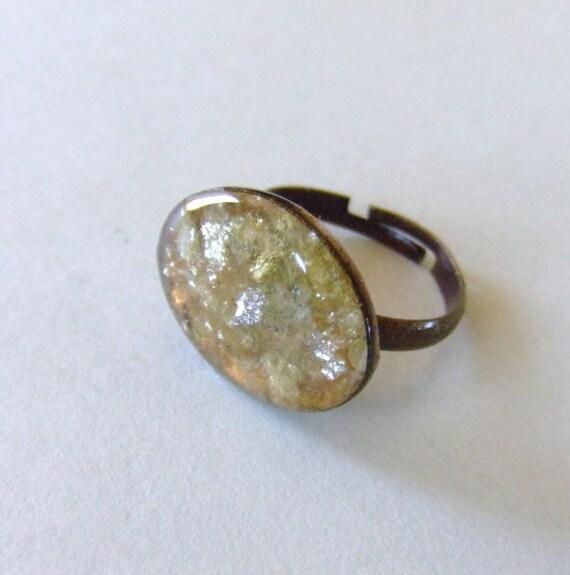 no. 297 - star mica ring