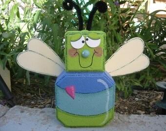 Dragonfly decor, Mother's Day Gift, Gift for Her, Dragonfly Lover's Gift, Dragonfly Collector, Outdoor Decor, Garden Decor, Gift for Mom