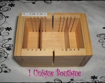 Unique Boutiques 6 in 1 Korker Box W/Instructions Tool to Make Korker Bows