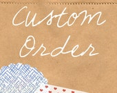 Custom Order - Thank you