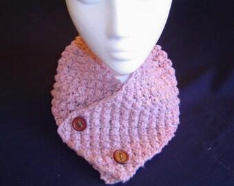 Brambleberry Collar Neck Wrap Scarflette