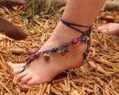 Path of Life - Hemp Harem Anklet